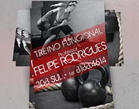 Felipe Rodrigues - Flyer