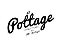 Pottage concept for london market stall