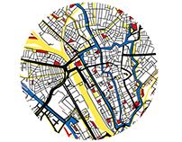 Citymap Utrecht