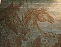 Appaloosa Mural