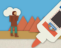 Elmers Glue Web Design