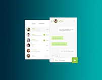 DailyUI #23 Direct messaging