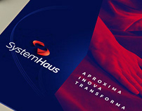 SystemHaus - Redesign de marca