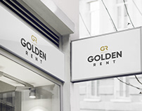 Golden Rent Logo