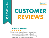 Customer Review Posters