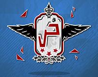 حــُــر - Arabic Typography