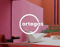 ortegas.es - Diseño Web
