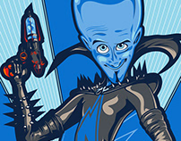 Megamind Official Movie Poster