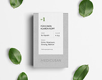 Medicusan – Branding & Packaging