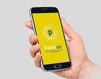 Pollin'air / Website