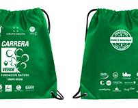 Carrera Verde 2017 - Manejo de marca