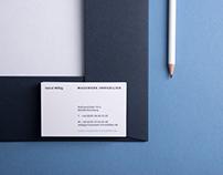 Masswerk Estate Agents – Corporate Design