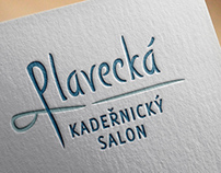 Plavecka logo and CI
