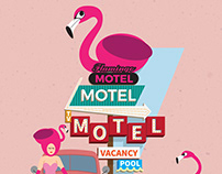 "(School Challenge) The Smith Journal ""Flamingo motel"""