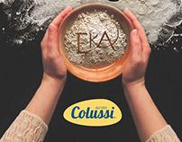 COLUSSI Flour Art