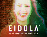Eidola Holographic Workforce for retail