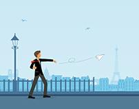 Illustrations thème Paris