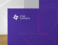 Star Express Logo & Corporate Identity Design