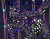 Black Panther-Fan Art
