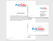 PoliTalks Branding