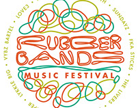 rubberBANDS — Adobe Poster Design Competition