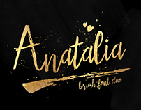 Anatalia Free Font