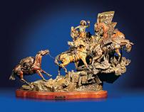 Western Sculptures