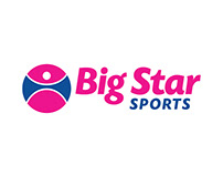 Big Star Sports Logo Design