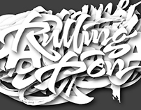 ETLettering • Best Letterworks of 2015