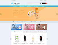 Ebakım eShop