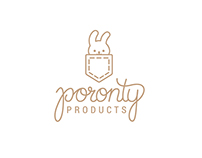 Poronty Products - Logo design