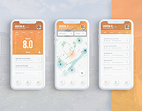 Air Quality Index App
