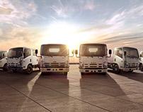 Composición Camiones GM