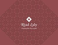 Riad Laly - Identité visuelle