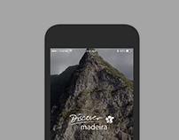 VisitMadeira — App Concept