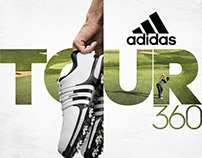 Adidas Golf Imagery 2018