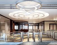 Дизайн Проект Офисного здания на Ольховской