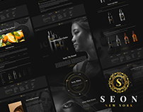 Seon Luxury Skincare Design