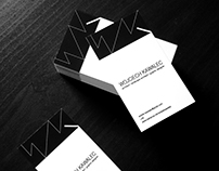Business card - WK