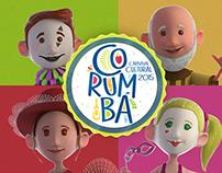 Personagens - Carnaval Corumbá 2015 (parte 2)