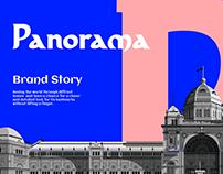 Panorama Brand Identity.