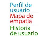 Perfil de usuario para curso de UX