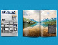 Demonstration Magazine