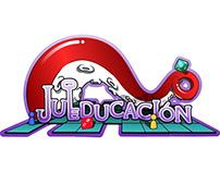 Jueducación Logo Design