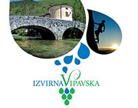 IZVIRNA VIPAVSKA tourist destination | IDENTITY CONCEPT