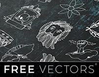 Art Pack : Free vectors - Gods & Myths