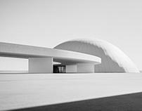 Oscar Niemeyer InternationalCultural Center
