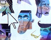 Diversity Mural
