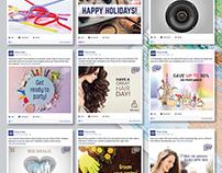 Shop & Ship - Social Media for June