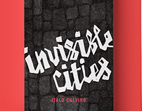 Invisible Cities Illustrations Book